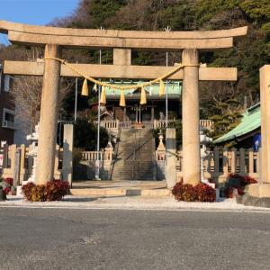 【神奈川県】東叶神社-横須賀パワースポット三社巡り-