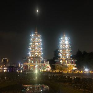 台湾は国慶節