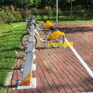 台湾のシェアリング自転車とシェアリングオートバイ