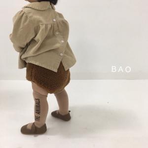 韓国子供服 冬服 BO ベビー服