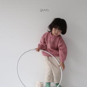 韓国子供服 冬服 GN スウェット