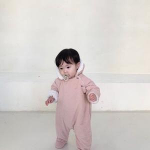 韓国子供服 冬服 MBB ② コールテンべべスーツ