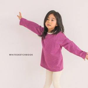 韓国子供服 春物 WSB ベーシックアイテム!