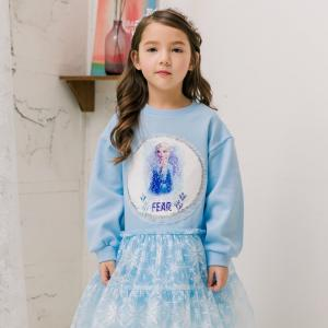 韓国子供服 春物 SU  ディズニーフローズン商品。
