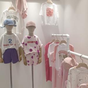♪韓国子供服 この生地の服はこの店だけ!