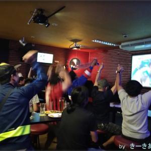 【J1最終節 横浜Fマリノス対FC東京】をバンコクのパブリックビューイングで観戦してみた!