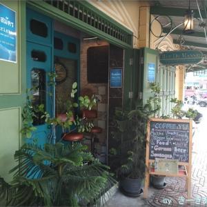 バンコク旧市街のおしゃれカフェ【Rue De Mansri】へ行ってきた!