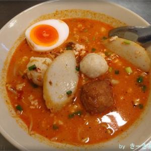 ヤワラー近くの麺専門店【第壱(เป็นหนึ่ง ก๋วยเตี๋ยวต้มยำ เย็นตาโฟ)】はトムヤムヌードルが美味しい!