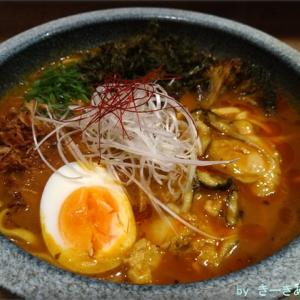 トンローの【Hokkaido Soup Curry Shop北海道スープカレー屋】はカレーだけでなくラーメンも美味しい!