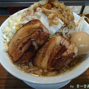 トンローのラーメン屋【のぶ屋ラーメン(Nobuya Ramen)】で二郎系ラーメンを食べてみた!
