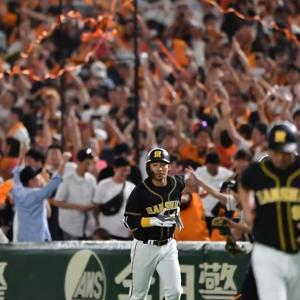 阪神・矢野監督「楽しかった」 6連勝&激闘CSの3週間は鳥谷で幕…