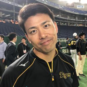 プロ9年目今季一軍出場試合なしの阪神伊藤隼太さん戦力外回避、無事生き残る