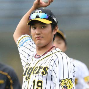 阪神・藤浪晋太郎「自分のために野球をやればいい」野茂氏からの直言胸に