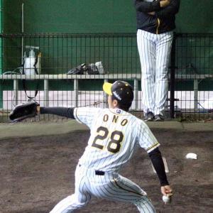 阪神矢野監督 3年目右腕・小野を絶賛「楽しそうに投げていたし、何勝してくれるんやろうと期待値が上がるようなボールだった」