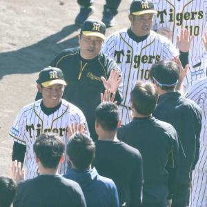 阪神、山本昌臨時コーチ継続決定 来春宜野座キャンプでも指導「昨夜(18日夜)、お話をして、快諾をいただきました」「春は勝負がかかってくるので、また違うテーマできる」