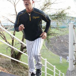 阪神・矢野監督 牧田獲り出馬意欲「絶対必要な選手と思っている」