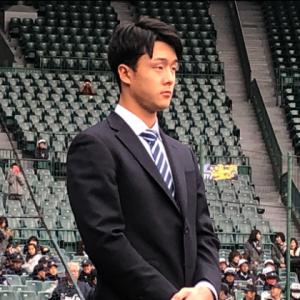 タイガースカップ閉会式に阪神・小幡竜平がプレゼンターとして登場 過去には北條、糸原、才木などが参加