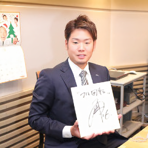 阪神 西勇輝投手がラジオ生出演 FA移籍1年目の自己採点は80点「180イニング投げる」