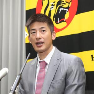 阪神・能見篤史さん、1500万円ダウンの9500万円で契約更改「不完全燃焼」
