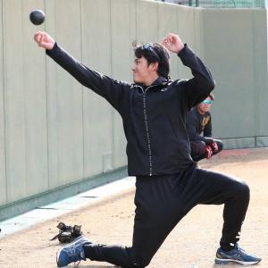 阪神・藤浪晋太郎 ローテに絶対入る!矢野監督の期待に呼応「いつ言われてもいいように準備はしていく」