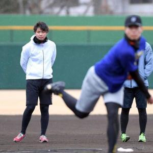 阪神・浜地 劇的変化!千賀も絶賛「すげえな」5日間、早朝から深夜まで野球漬け