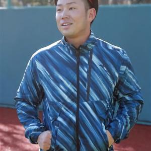 阪神・糸原が自主トレ公開「勝ちたいという気持ちしかない」