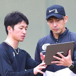 阪神近本、桐生と同じ足の回転数で2年連続盗塁王へ