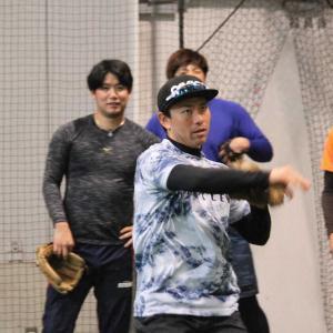 阪神・伊藤隼太「刺激もらってる」独立L選手と自主トレ