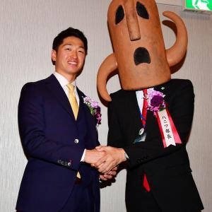 近本光司がニューパワー賞 阪神選手個人の受賞は初
