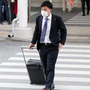 阪神2年連続主将の糸原、激戦区の内野に「競争」