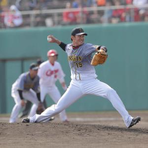 阪神・藤浪のオープン戦初登板は2回3安打3失点 2イニング目には連続押し出し