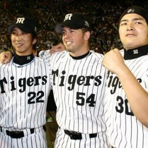 阪神のJFK、ウィリアムス・藤川球児・久保田は今で例えるとどんな感じやったん?