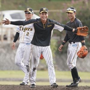 阪神・木浪聖也内野手「そりゃあ鳥谷さんですよ」/あこがれの選手
