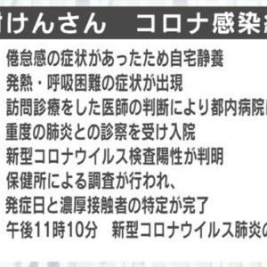 志村けんさん死去 「21日から意識はなかった」事務所関係者が明かす