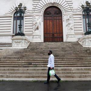 【新型コロナ】イタリア、回復者が5万人を超える 22日