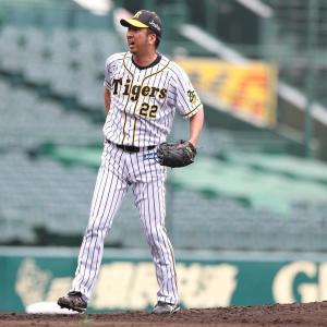 阪神藤川が別調整、矢野監督は「長期的に離れない」