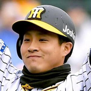阪神・木浪が2軍戦で先制適時打 前日の本塁打に続いてアピール