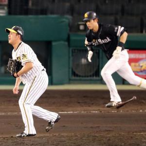 阪神谷川1失点も「ボール自体はいい」矢野監督期待