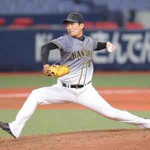 阪神 岩崎優、13日ぶり登板で1イニング完全 昨季防御率1点台の左腕がコンディション不良から回復