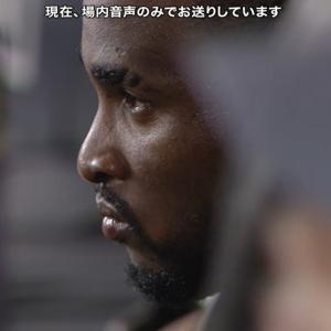 オネルキ・ガルシアさんベンチで悔し涙(T_T)