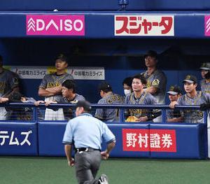 【悲報】阪神最速10敗に矢野監督お手上げ「起爆剤も現状ないんで」