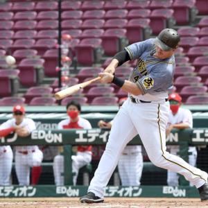 阪神、満塁弾のボーアに井上コーチ「散々叩かれまくってきた。彼は苦しんできた」