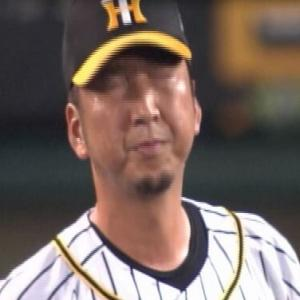 【悲報】藤川球児、9回一点差で登板も3失点