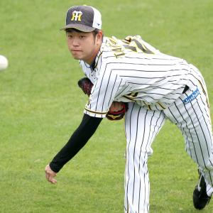 阪神高橋遥人のイニング伸ばす意向 2軍監督明かす「まだ投げていない球種(カーブやチェンジアップ)もある。」