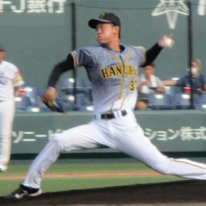 阪神及川3被弾5回5失点「いい勉強」平田2軍監督