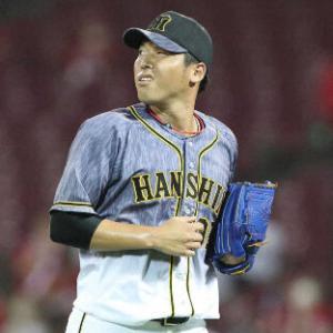 阪神 伊藤和 ストライク入らず3連続四球から長野に痛打浴びる 直近6試合で12四球