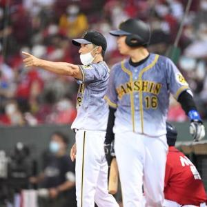 阪神・西勇輝「代打も仕方ないことだと思っている。それまでの2打席で僕が打ってたりしてたら代打とかもなかったかもしれない。」粘投むなしく白星ならず