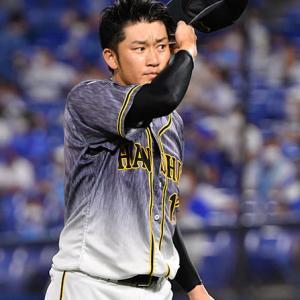 阪神・矢野監督の怒り収まらず 相手投手に打たれた岩貞を〝退場処分〟「若手じゃないんだから」