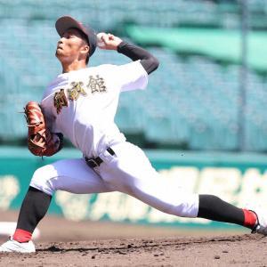【高校野球】甲子園交流試合、創成館が3投手の完封リレーで21世紀枠の平田を下す