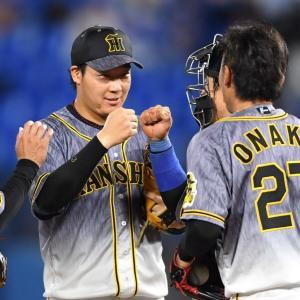 阪神・尾仲 今季初登板で古巣相手に粘投「0で抑えることができて良かった」
